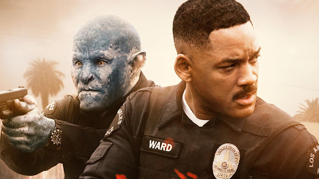 Bright Netflix Will Smith