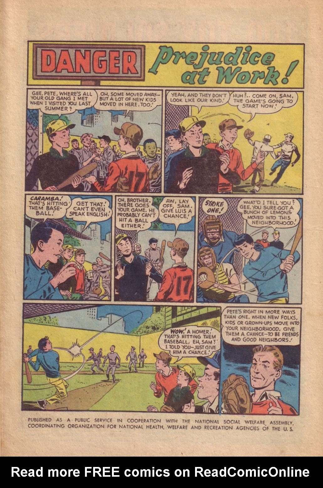 Read online Action Comics (1938) comic -  Issue #232 - 16