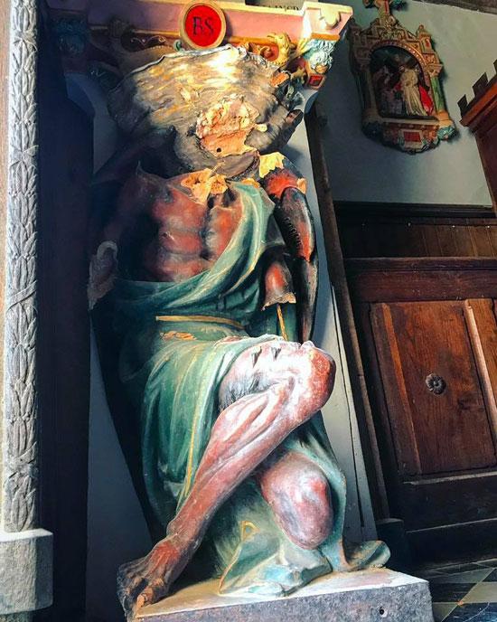 Freemasons For Dummies: Rennes-le-Château Church Attacked
