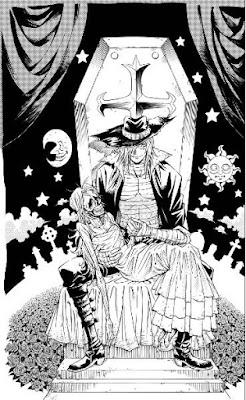 Marry Grave tome 1 - Riseman Sawyer veut ressusciter sa femme Rosalie
