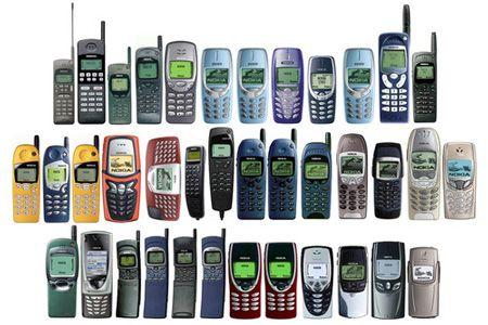 handphone jadul mewah dan langka
