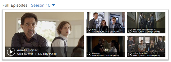 Tonton Criminal Minds Season 10 Online