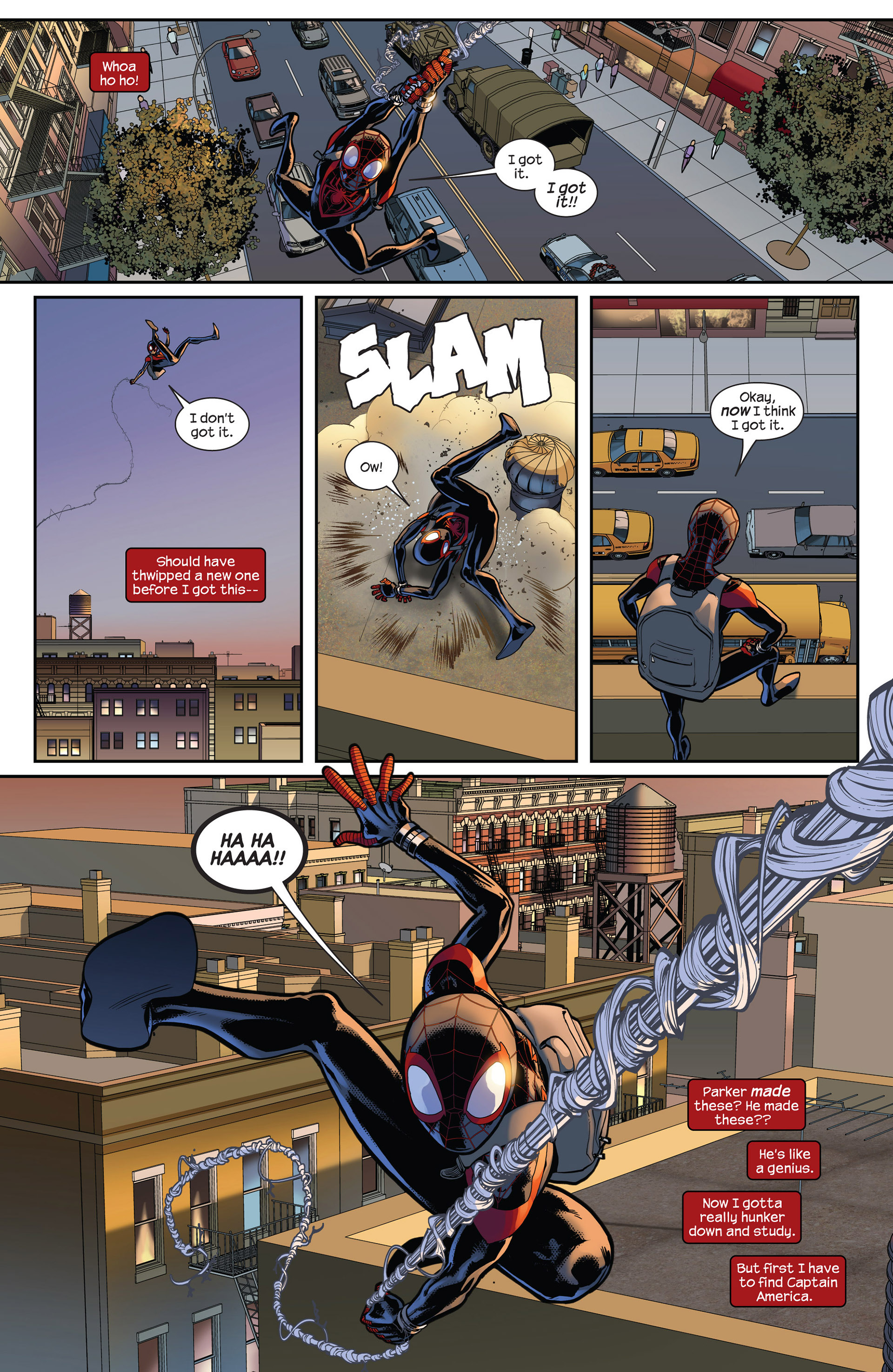 Read online Ultimate Comics Spider-Man (2011) comic -  Issue #14 - 12