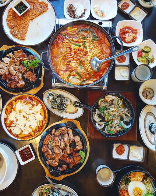Must Try Top 4 Korean Food Klang Selangor
