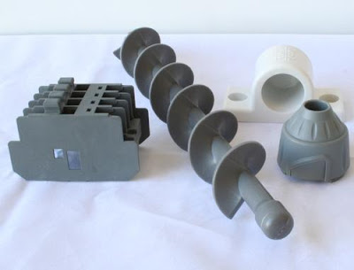 Injection Molded Plastics Market