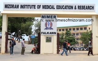 Mimer Mizoram recruitment