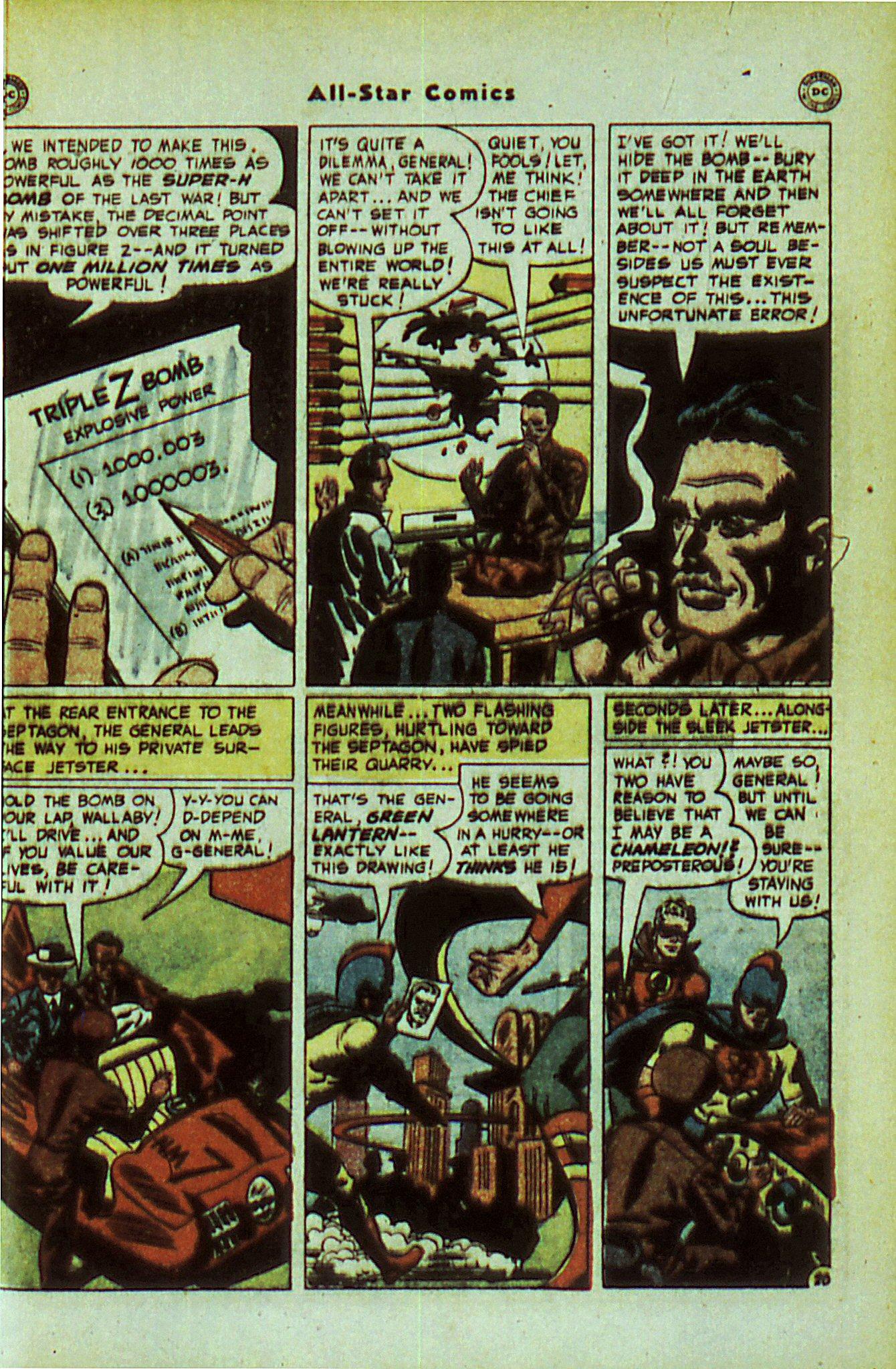 Read online All-Star Comics comic -  Issue #56 - 25