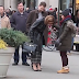 Jennifer Lopez on fire after caught on camera spitting her gum into her assistant
