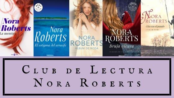 Club de Lectura: Nora Roberts
