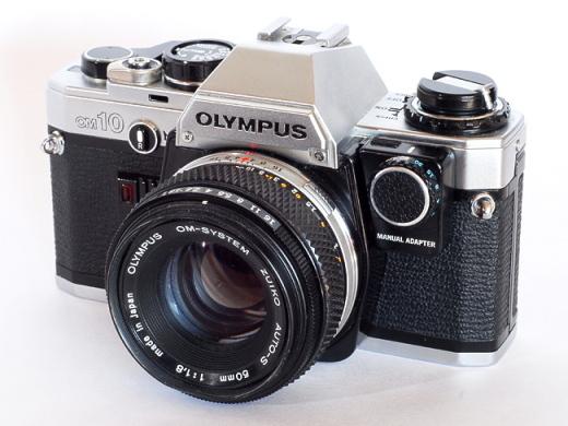 Olympus OM-10, 1978-1987