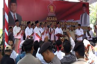 Partai Gerindra Siapkan Sangsi Kader Gerindra Nyeleweng