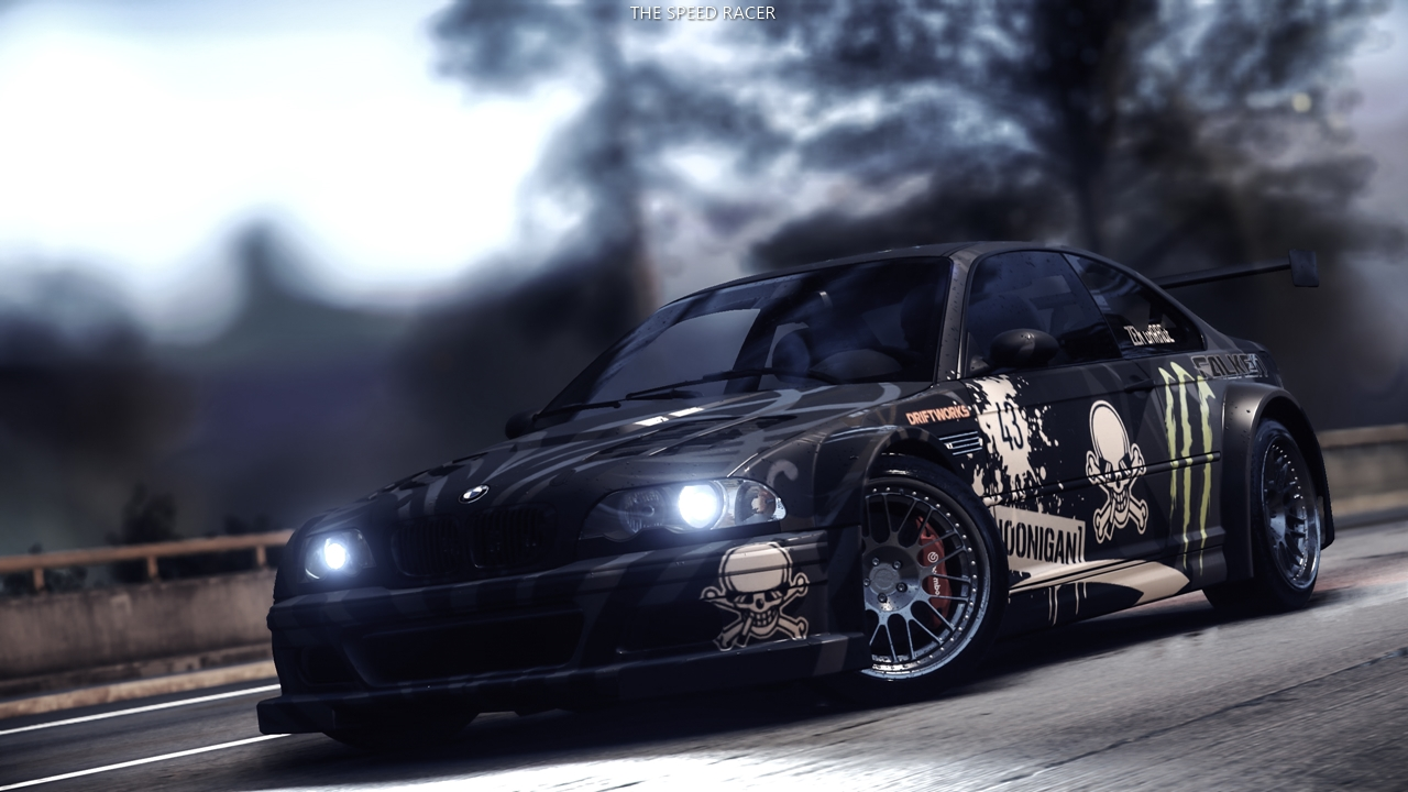 Need For Speed 2015 Bmw M3 E46 Gt R New Look