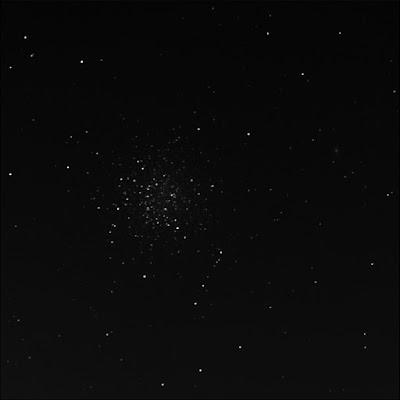 RASC Finest globular cluster NGC 5466 luminance