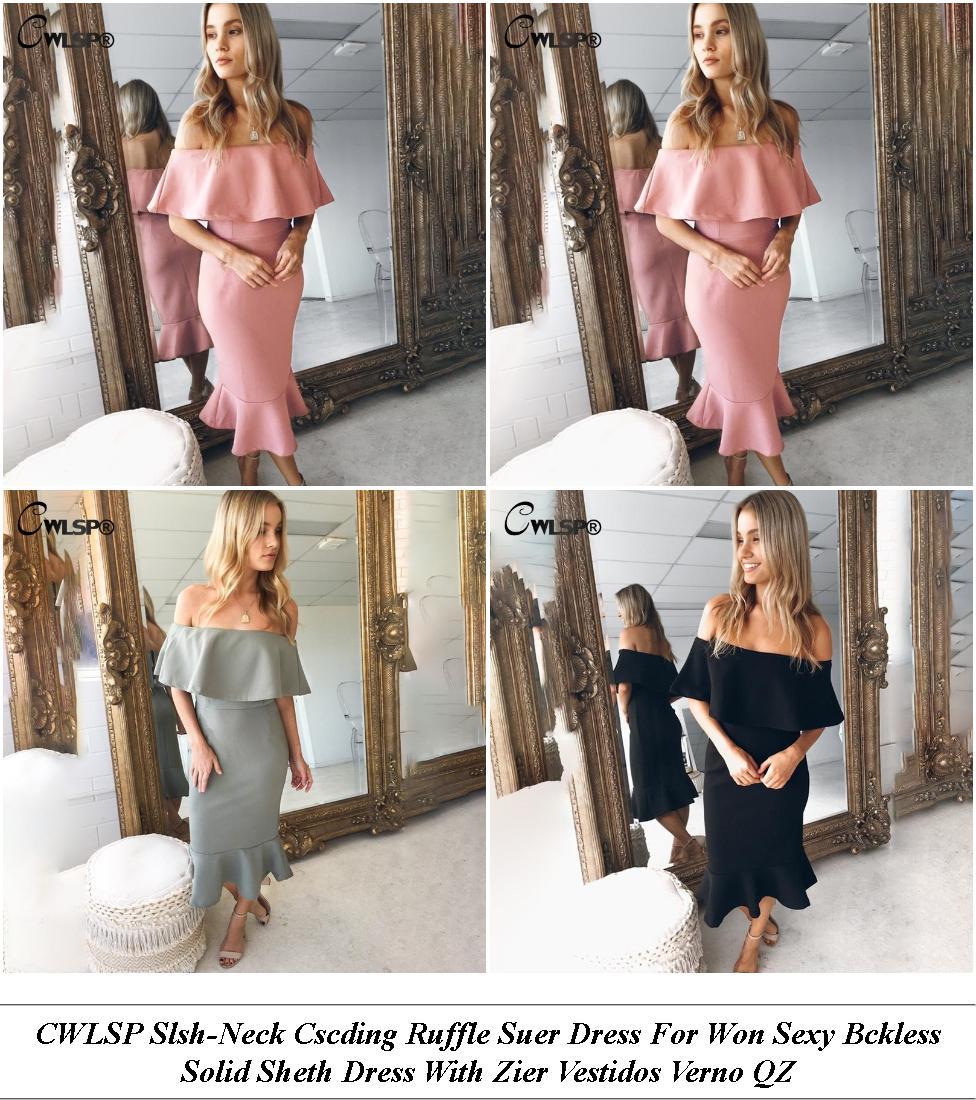 Plus Size Maxi Dresses - Ladies Clothes Sale - Red Dress - Buy Cheap Clothes Online
