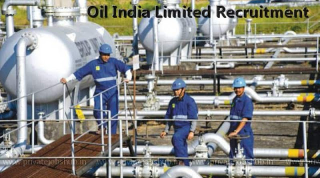 Oil India Limited Recruitment