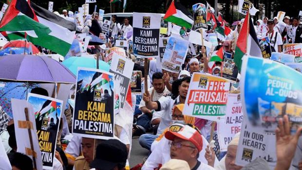 Ketua ICMI Akan Hadiri Aksi Bela Palestina Bersama MUI