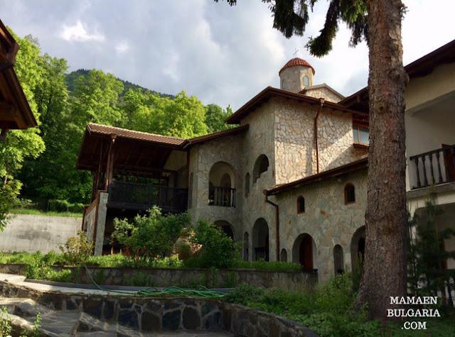monasterio Resilovo Rila Bulgaria