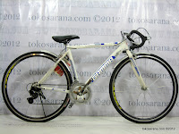 A 27 Inch Gamma Cando 12 Speed Shimano Road Bike