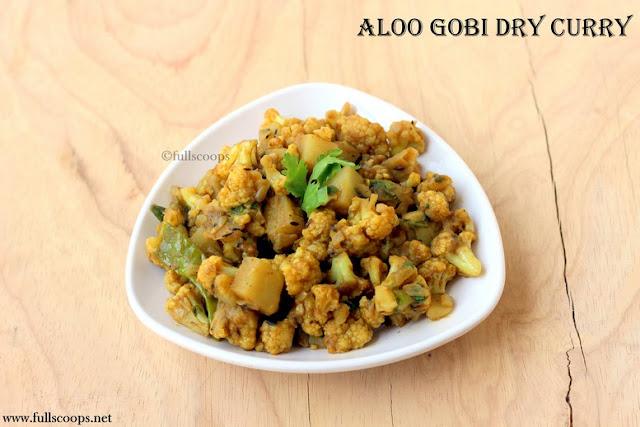 Aloo Gobi Dry