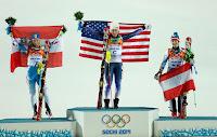 Podium Sochi 2014