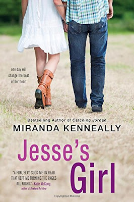 Jesses Girl by Miranda Kenneally book cover