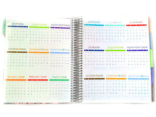 erin condren 2015 life planner perpetual calendar 2015 2016