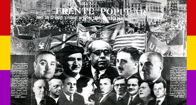 El 15 de enero se constituyó el Frente Popular