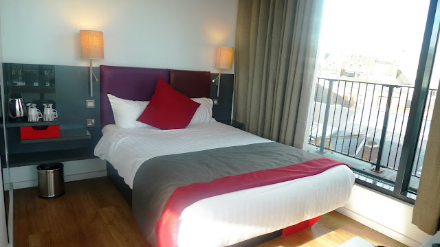 family room review Sleeperz Hotel in Newcastle