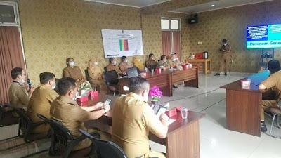 Desa dan Kelurahan se Kecamatan Sepatan Dapat Pelatihan Ngolah Medsos