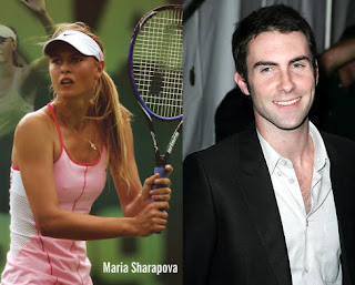 Maria and Adam back in 2005