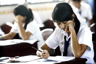Cara Melihat Indeks Integritas Ujian Nasional