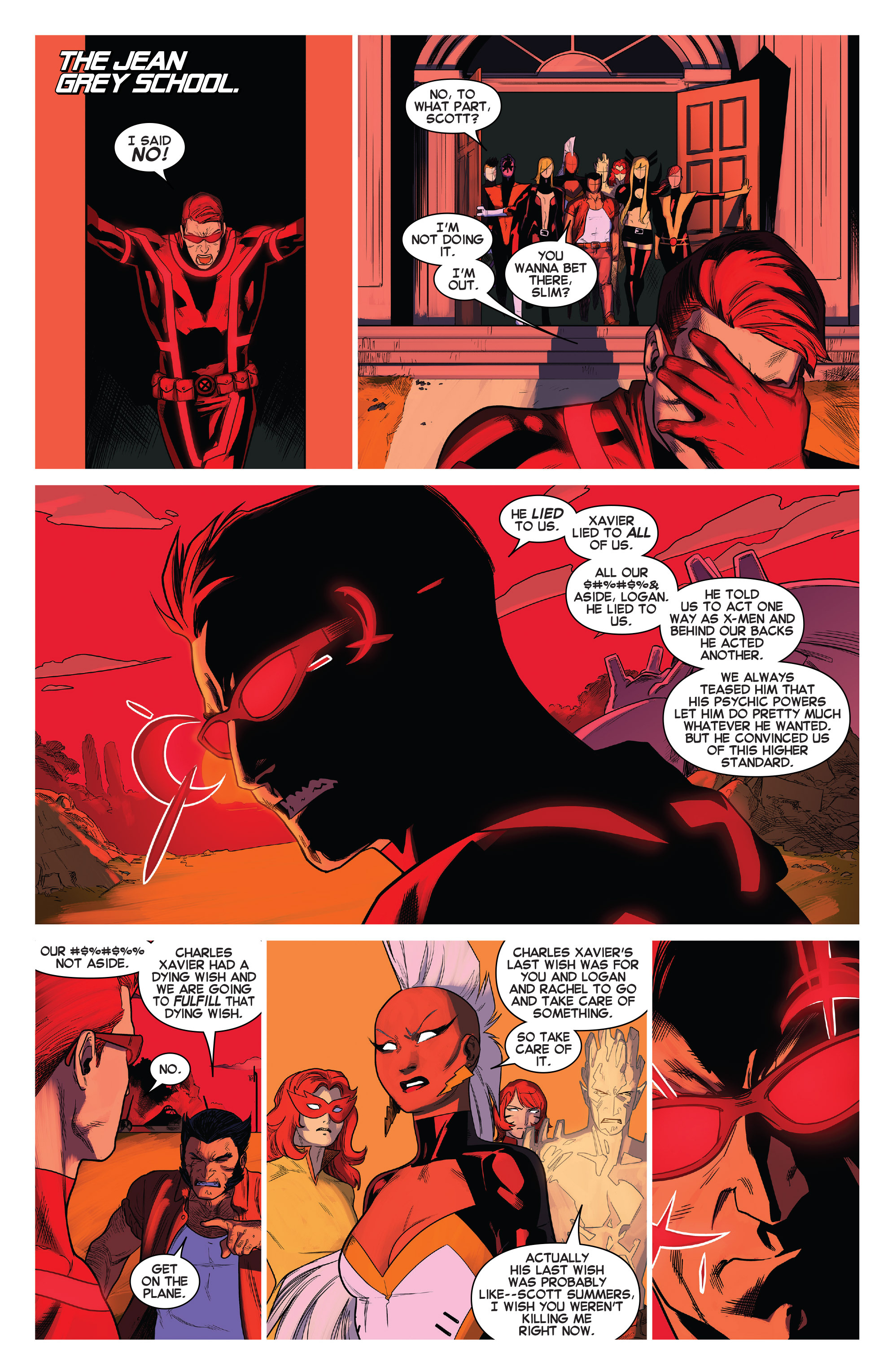 Read online Uncanny X-Men (2013) comic -  Issue # _TPB 5 - The Omega Mutant - 6