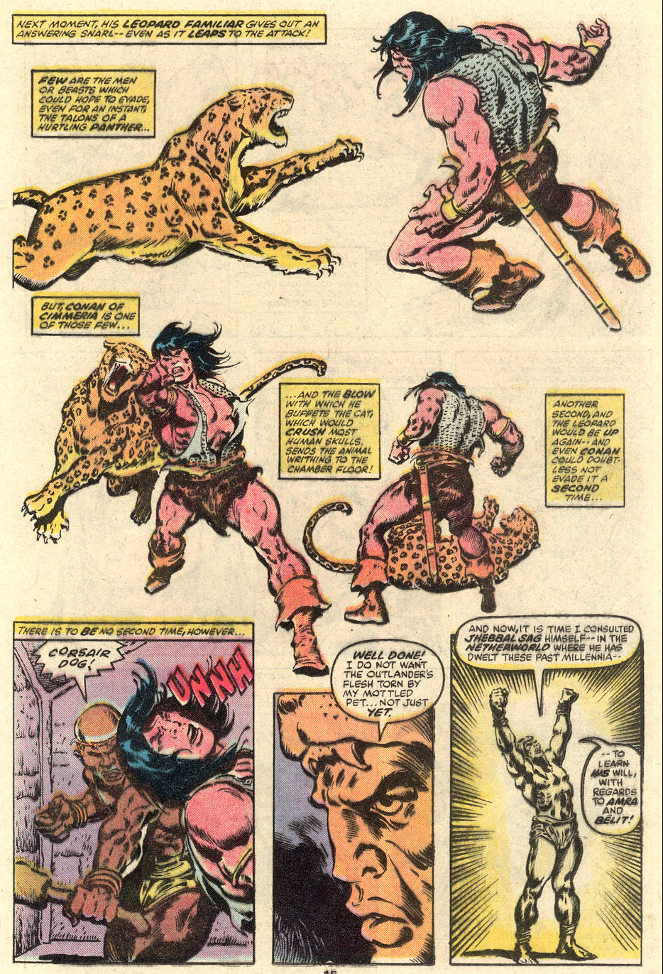 Conan the Barbarian (1970) Issue #96 #108 - English 10