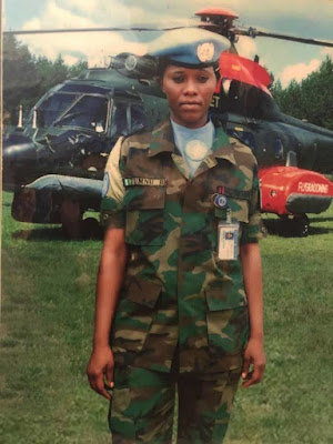Female Soldier Who Escaped Attack On Her Wedding Day Dies In Fatal Accident (Photo)