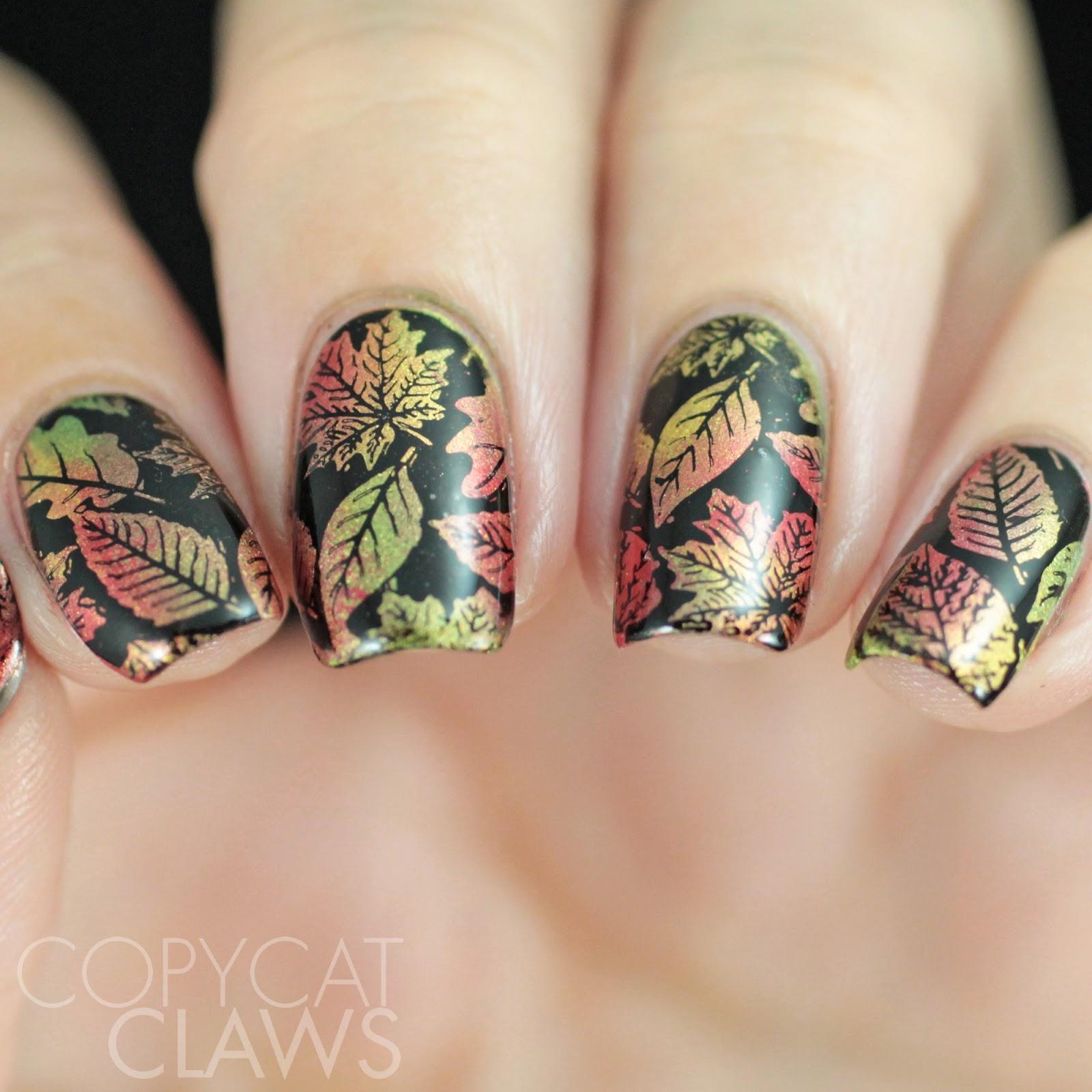 Copycat Claws: The Digit-al Dozen\'s 5th Birthday/26 Great Nail Art ...