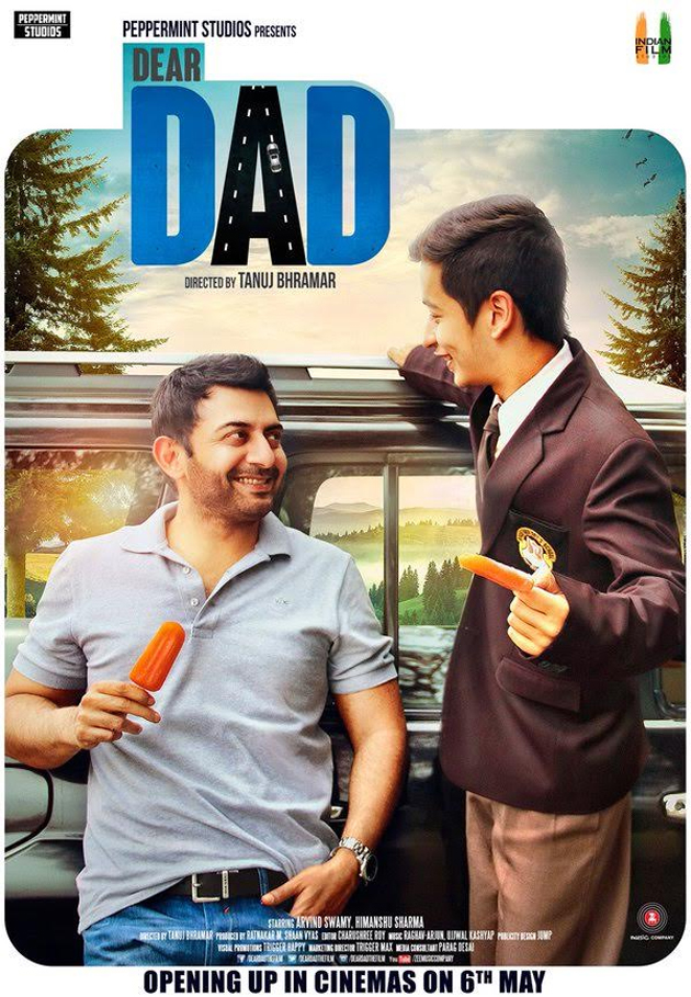 full cast and crew of bollywood movie Dear Dad 2016 wiki, Arvind Swamy, Himanshu Sharma, Ekavali Khanna story, release date, Actress name poster, trailer, Photos, Wallapper