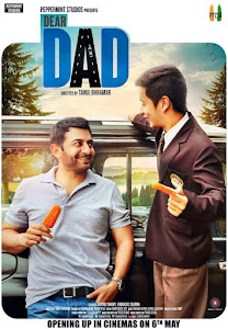 Poster Of Hindi Movie Dear Dad 2016 Full HD Movie Free Download 720P Watch Online