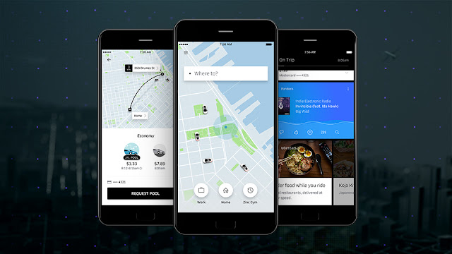 Uber New App with New Coupons Offers Book Ride