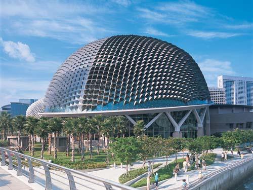 esplanade theatre singapore - photo #35