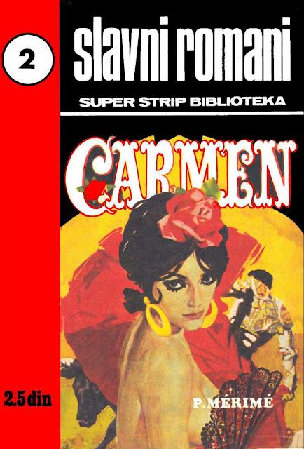 Carmen - Slavni Romani