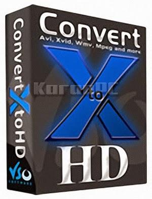 VSO ConvertXtoHD Free