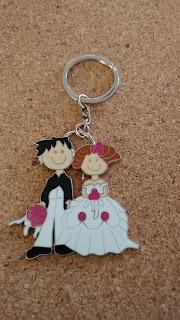 #llavero #recuerdos #para #boda