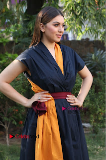 Actress Hansika Motwani Latest Pos at Bogan Movie Press Meet  0032.jpg