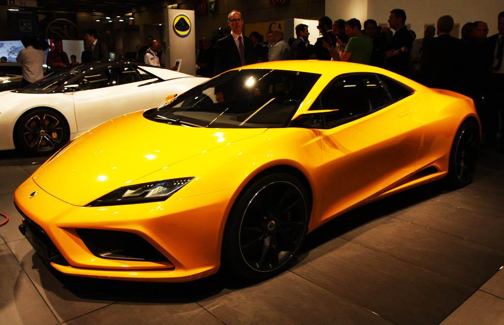 2016 Lotus Elan Concept