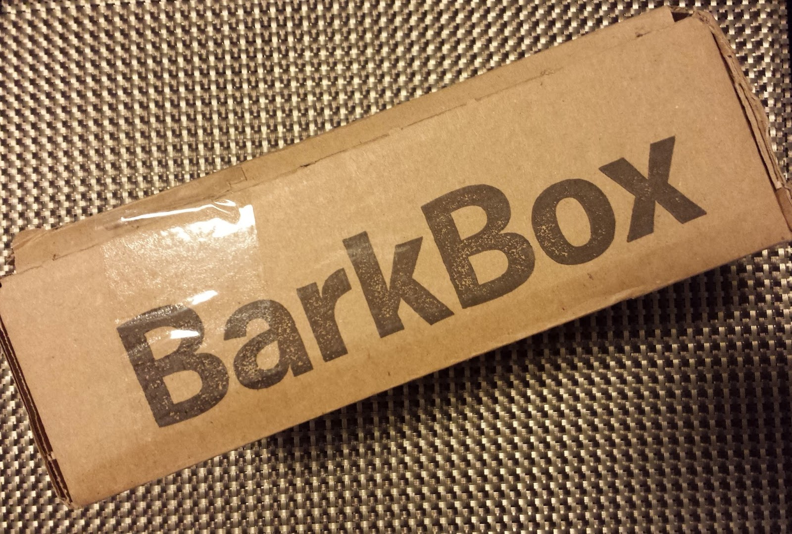 Pint Sized And Simple Barkbox 2 Review July 2014 Get
