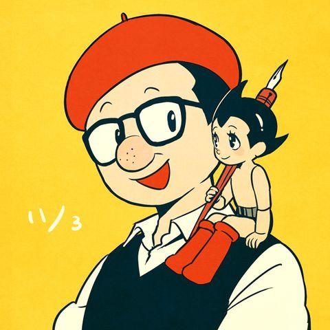 Osamu Tezuka dan Astro Boy