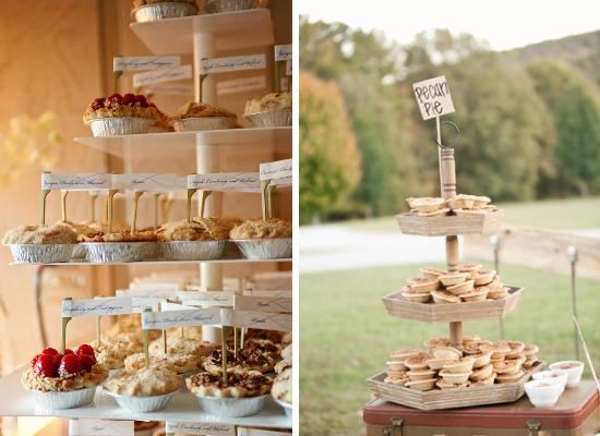 Wedding cake alternative ideas, wedding dessert, tart tower