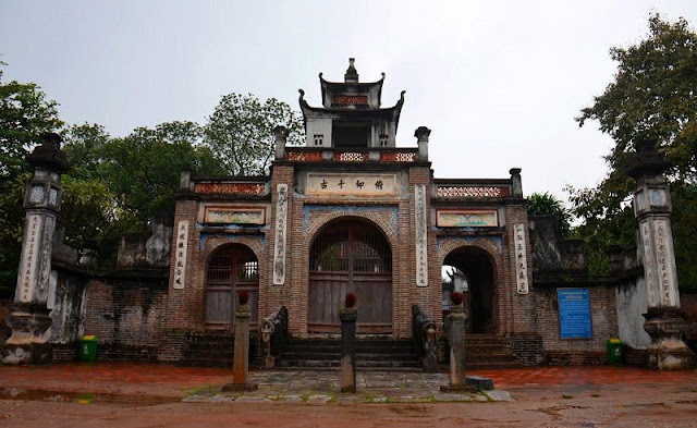 Co Loa – the oldest citadel in Vietnam 1