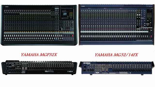 Harga Mixer Yamaha 32 Channel