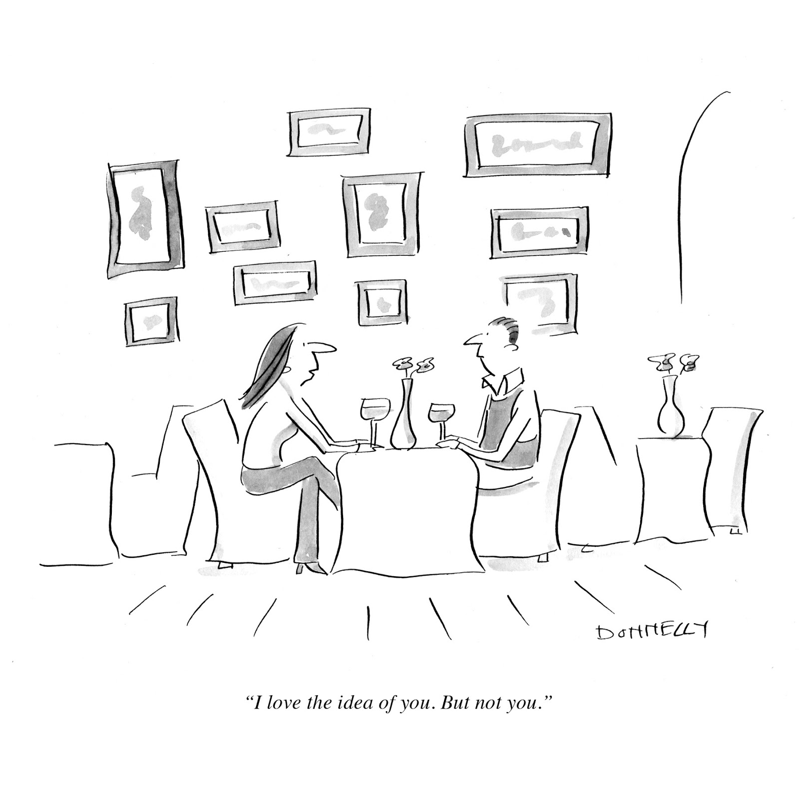 Attempted Bloggery: Liza Donnelly: Women on Men
